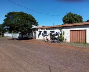 Dos duplex en Barrio Carmelitas de Santa Rita Alto Paraná