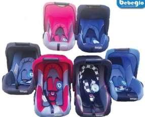 Asiento para auto baby seat bebeglo (0 a 13 kilos)