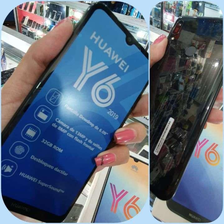Huawei Y6 2019 nuevo - 0