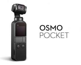 Cámara de Mano DJI Osmo Pocket 4K