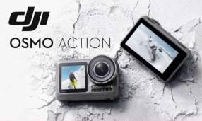 Cámara de Acción DJI Osmo Action 4K