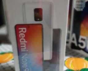 Redmi Note 9 pro sellado