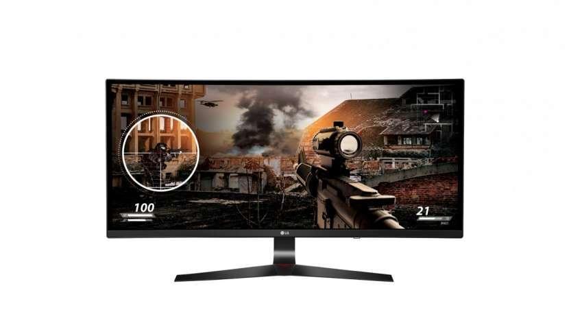 Monitor Gaming LG 34 pulgadas 34UC79G-B curvo - 0