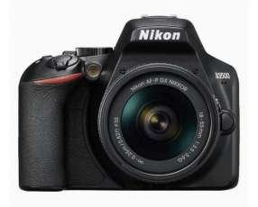 Cámara fotográfica Nikon D3500