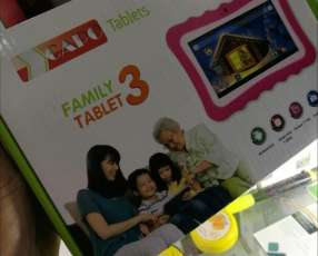 Tablet Family 3