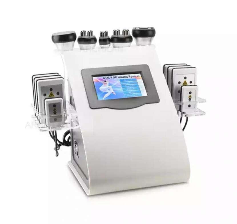 Máquina cavitacion lipolaser para adelgazar 6 en 1 - 0