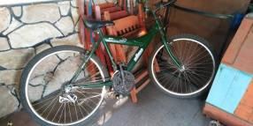 Bicicleta Milano aro 24 de 18 cambios
