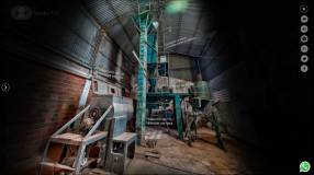 Planta Industrial de Granulación de Polvo al Seco