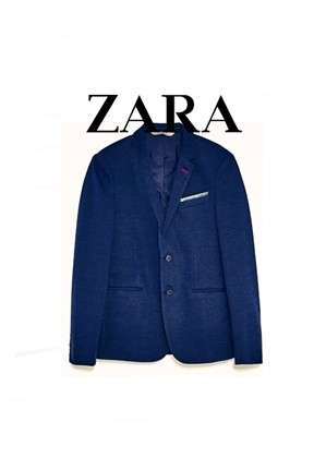Saco Sport Zara para caballero elegante sport - 0