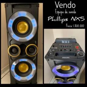Equipo de Sonido Phillips NX5