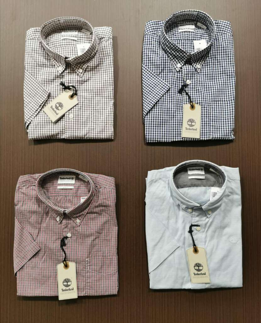 Camisas Timberland - 0