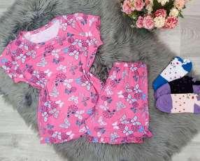 Pijamas de algodón