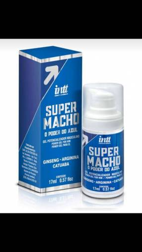Gel poderoso super macho