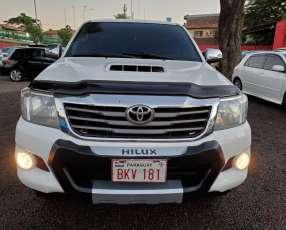 Toyota Hilux 2012 doble cabina