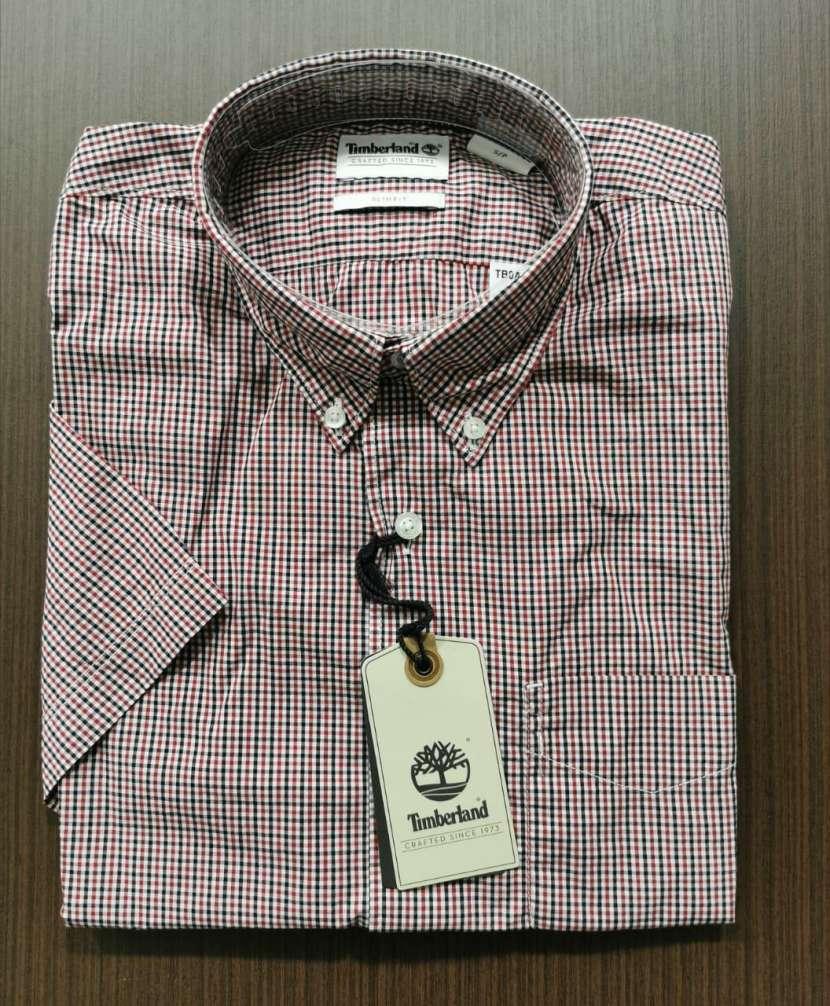 Camisas Timberland - 1