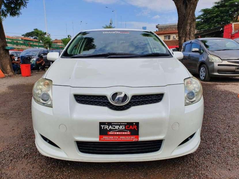 Toyota auris 2008 - 4