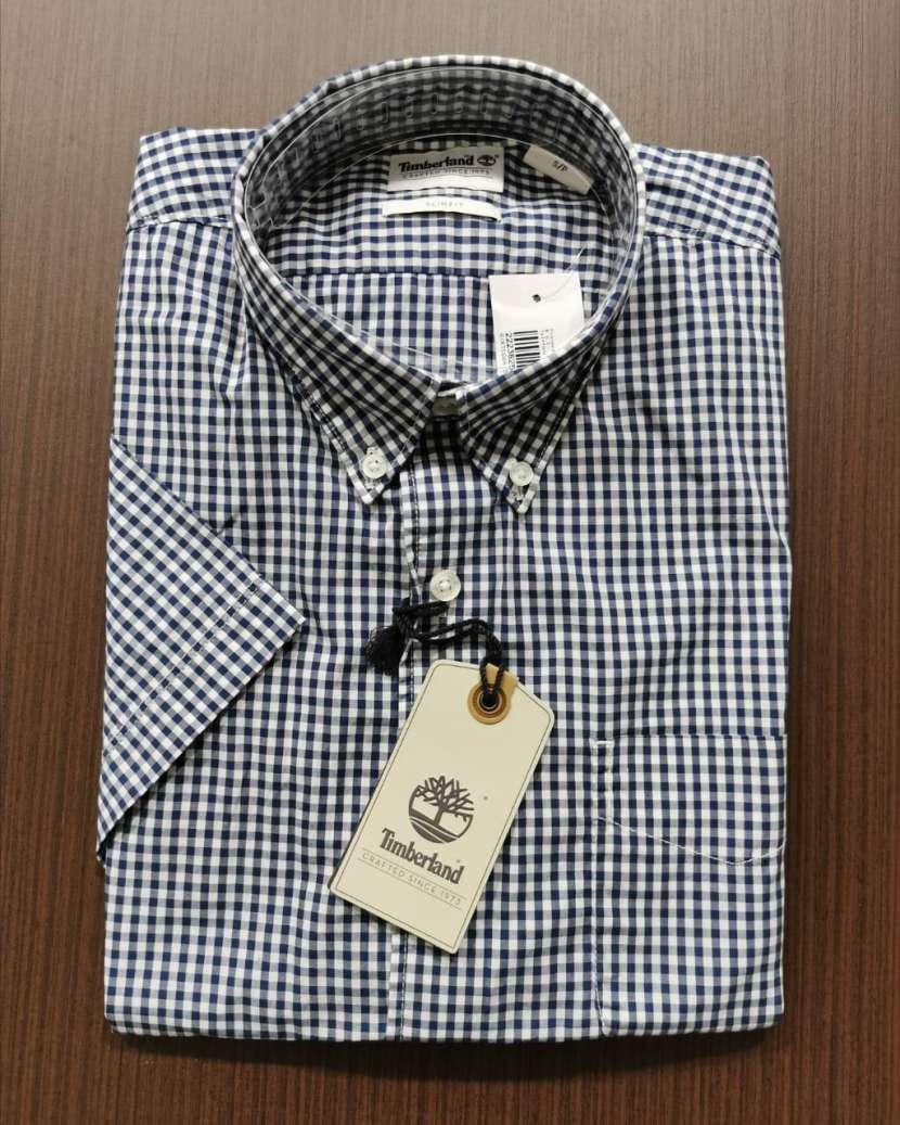 Camisas Timberland - 5