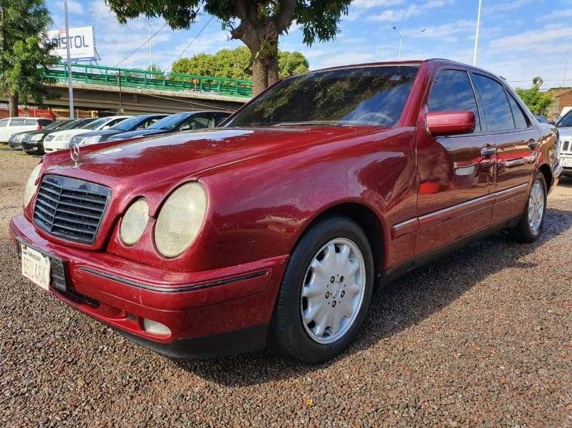 Mercedes Benz E300 1999 - 5