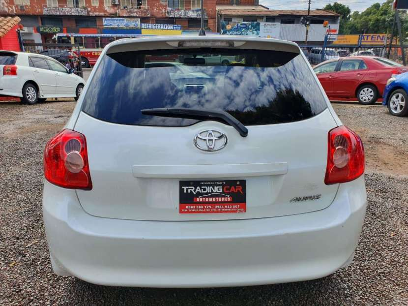 Toyota auris 2008 - 6