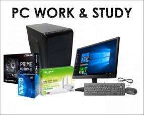PC Work & Study