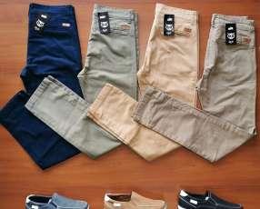 Pantalón más calzado