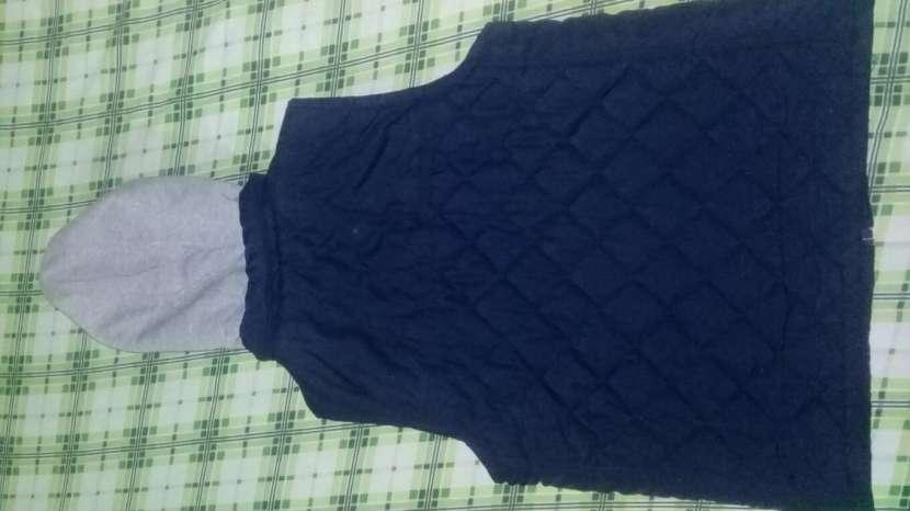 Chaleco color azul - 2