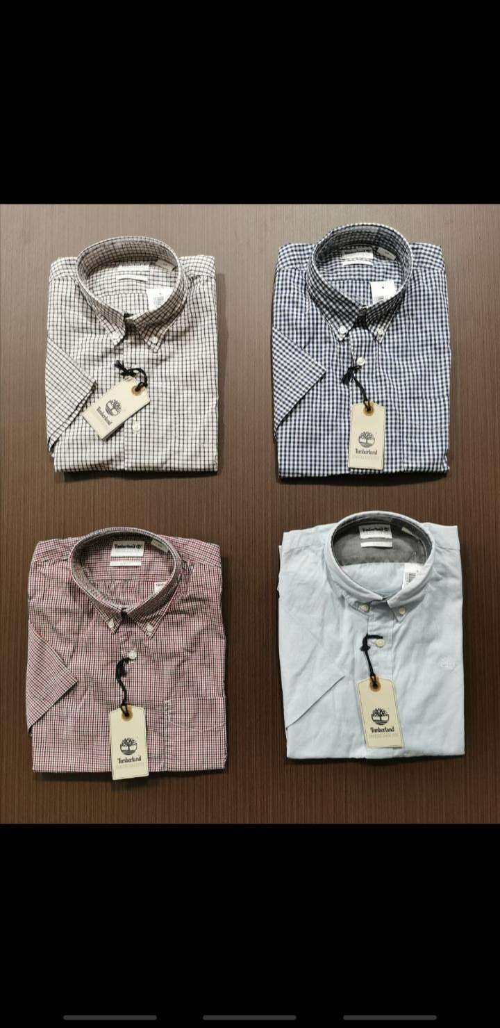Camisas timberland - 4