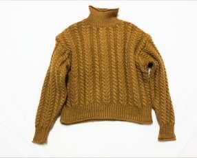 Suéter de h&m color mostaza