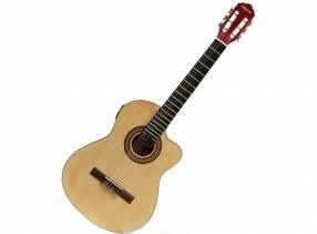 Guitarra acústica de la marca Freeman