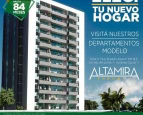 Departamento en Altamira Surubi´i