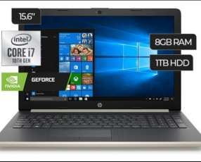 Notebook HP i7 15