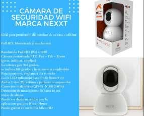Cámara de Seguridad Wifi marca Nexxt