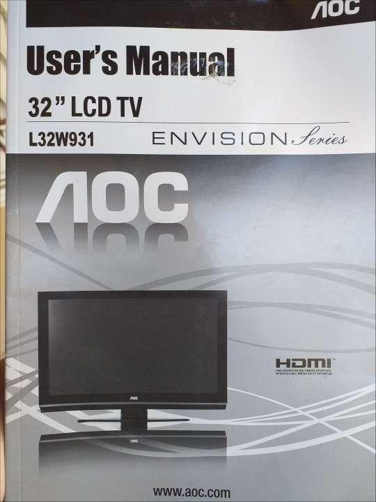 TV LED AOC de 32 pulgadas - 5