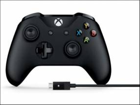 Control Xbox One wireless con cable/pc 4N6-00001