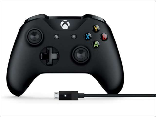 Control Xbox One wireless con cable/pc 4N6-00001 - 0