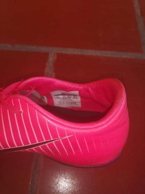 Botín Nike Mercurial X original calce 38 - 1