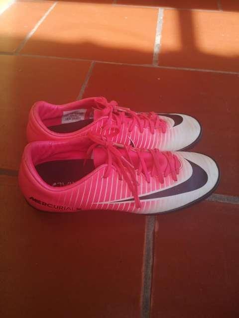 Botín Nike Mercurial X original calce 38 - 2