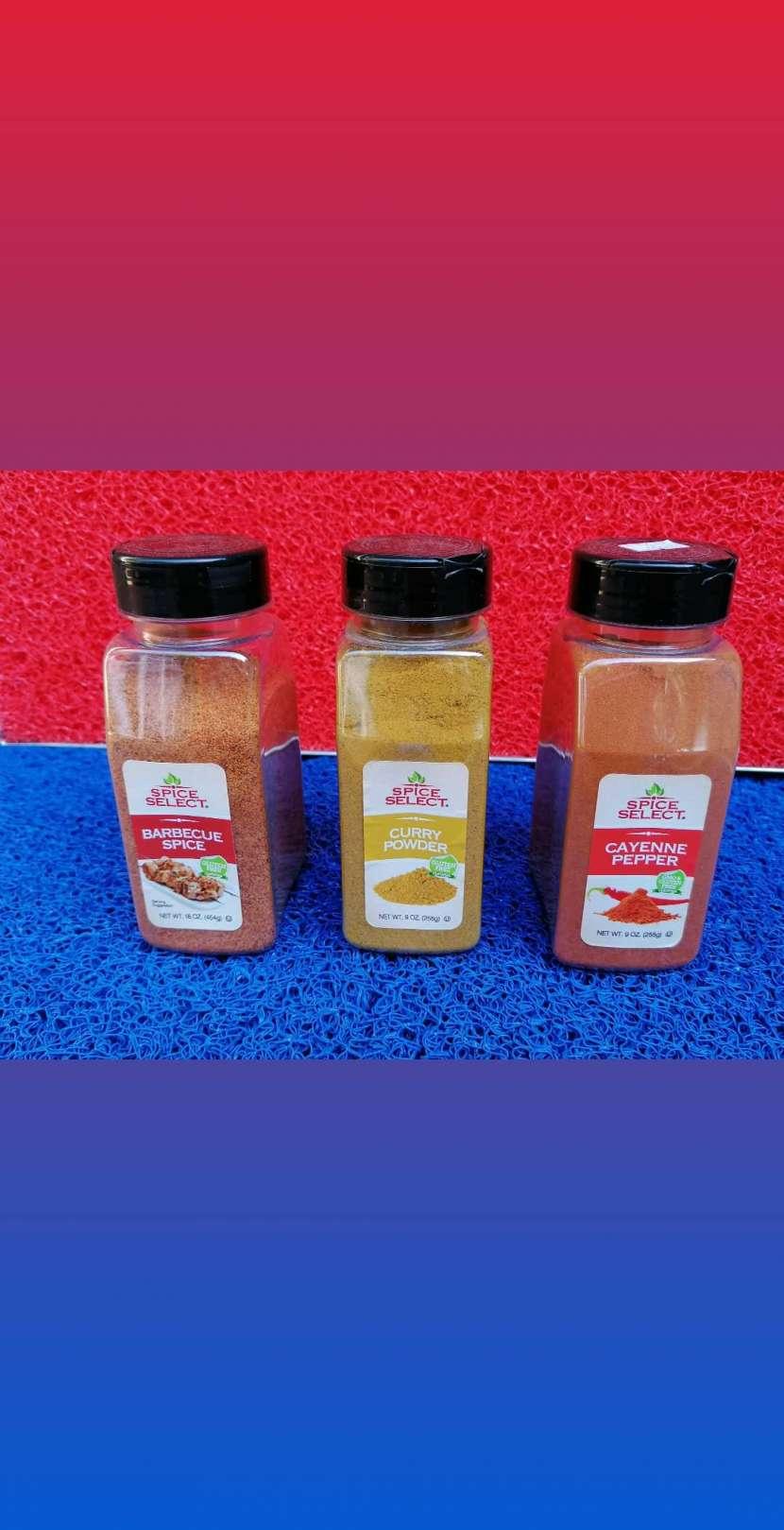 Condimentos y especias importadas USA - 0