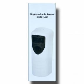 Dispensador digital de aerosol
