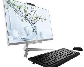 Pc Acer i5 1.6GHz/12gb/1TB/23.8 pulgadas FHD/W10