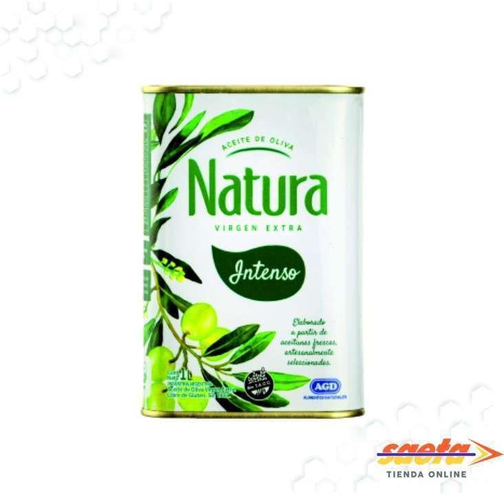 Aceite de oliva extra virgen Natura de 500 ml - 0