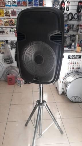 Parlante amplificado Megasonic 15