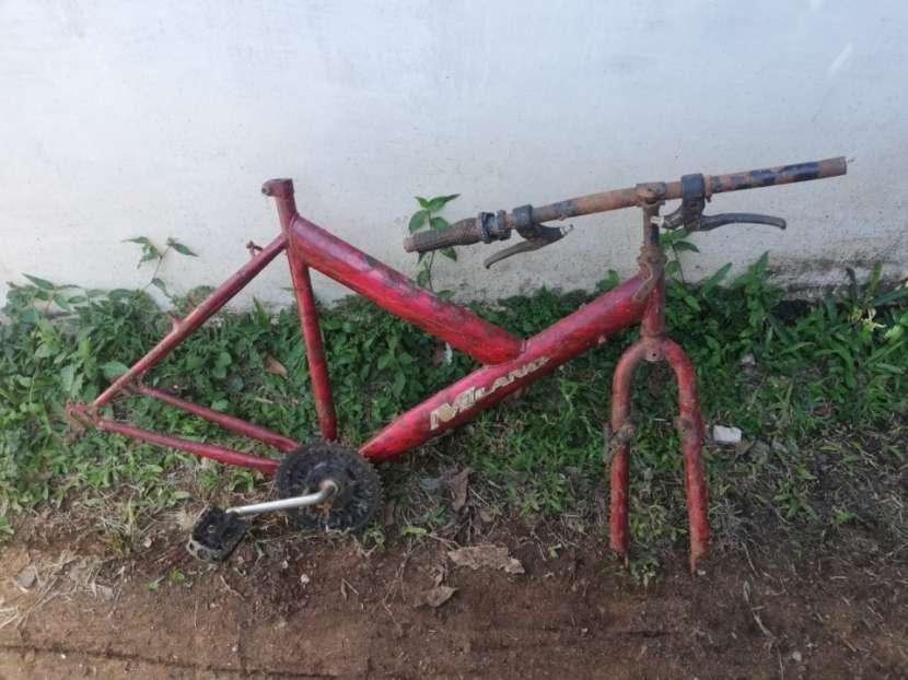 Cuadro de Bicicleta - 1