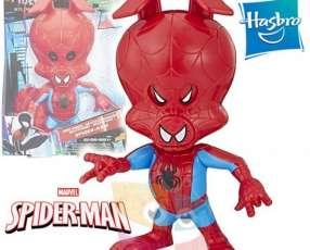 Muñeco Spiderman de 21 cm Hasbro Into the Spider Verse