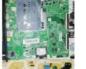 Placa main placa principal televisor samsung UN55NU7100