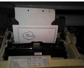 Impresora Lx 300+ii