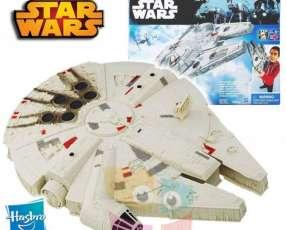 Halcón Milenario Star Wars: El despertar de la Fuerza Hasbro