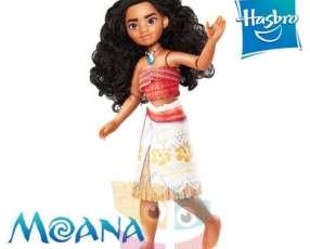 Muñeca Moana Disney Princess - Hasbro
