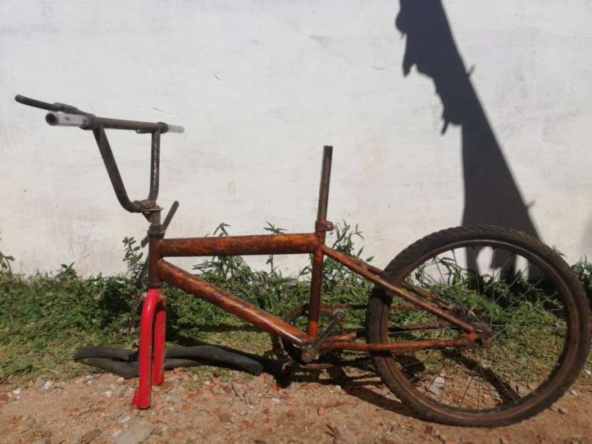 Cuadro de Bicicleta - 2