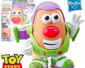 Sr. Cara de Papa Buzz Lightyear - Toy Story 4 - Playskool